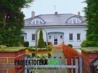 Obszerny dom jednorodzinny w stylu dworkowym w cichej i spokojnej okolicy! Siekierki Wielkie pod Poznaniem!