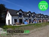 Dom w cenie mieszkania! Dom w zabudowie szeregowej o powierzchni 86 m2 w Błażejewku pod Poznaniem! Kupujący nie płaci prowizji ani PCC!