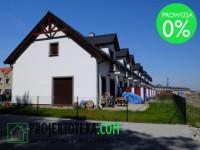 Dom w cenie mieszkania! Dom w zabudowie szeregowej w Błażejewku pod Poznaniem! Kupujący nie płaci prowizji ani podatku PCC!