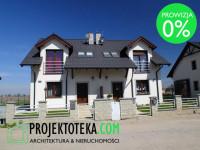 Dom w zabudowie bliźniaczej o powierzchni 111 m2 w Brodowie pod Środą Wielkopolską! Kupujący nie płaci prowizji ani podatku PCC!
